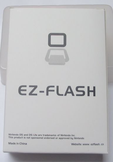 Picture of EZ Flash 4
