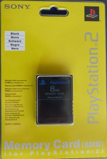 Obrazek Sony PS2 karta pamięci 8 M (oryginał)
