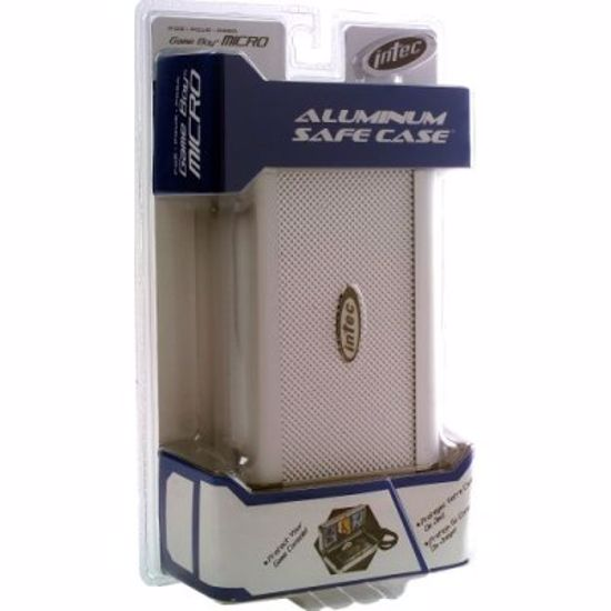Picture of Aluminiowy kuferek do GBA Micro