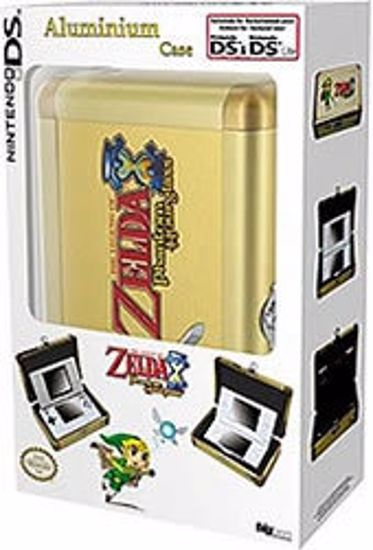 Obrazek Kuferek aluminiowy NDS/Lite Zelda