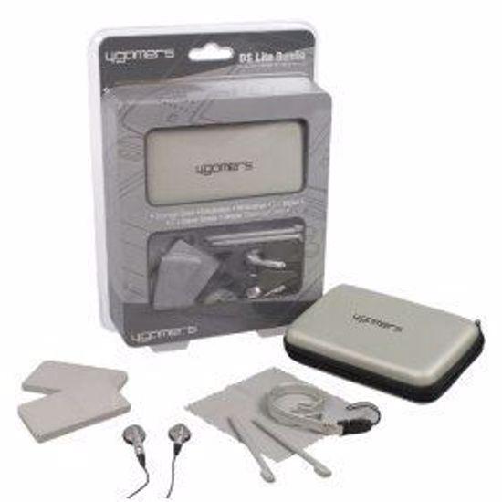 Picture of Zestaw akcesoriów DS Lite 8in1