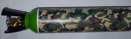 Butla powietrzna 6L 300 / 450 bar